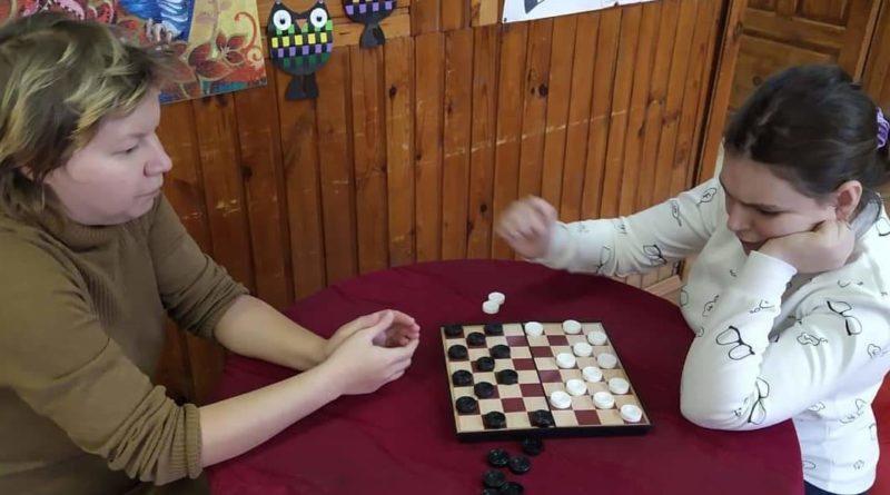 Шашечный турнир
